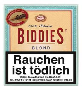 Biddies Blond / 20er Packung
