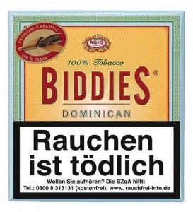 Biddies Dominican / 20er Packung
