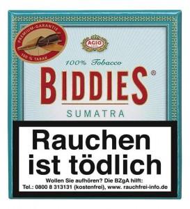Biddies Sumatra / 20er Packung