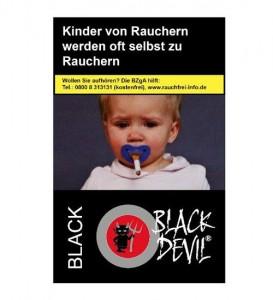 Black Devil Black Zigaretten