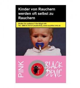 Black Devil Pink Zigaretten