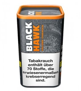 Black Hawk Volumen Tabak / 90g Dose