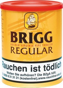 Brigg Regular / 180g Dose