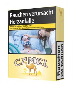 Camel Filter Big Pack Zigaretten