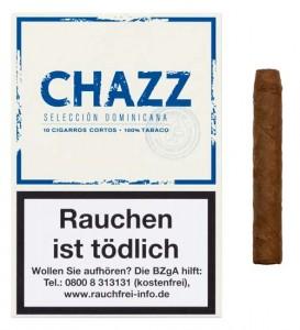 Chazz Cigarros Cortos / 10er Packung