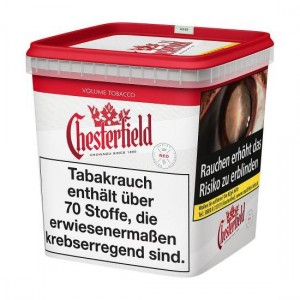 Chesterfield Red Volume Tabak / 280g Gigabox