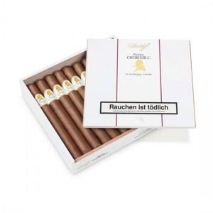Davidoff Winston Churchill Churchill Zigarren / 20er Kiste
