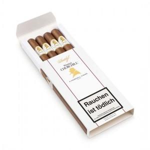 Davidoff Winston Churchill Churchill Zigarren / 4er Packung