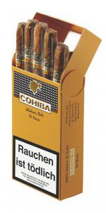 Cohiba Short Cigarillos