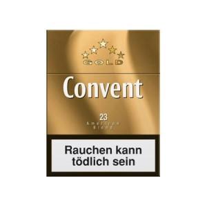 Convent Gold Big Box Zigaretten