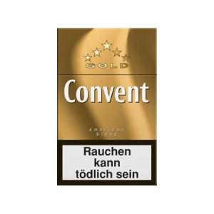 Convent Gold Zigaretten
