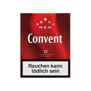 Convent Red Big Box Zigaretten