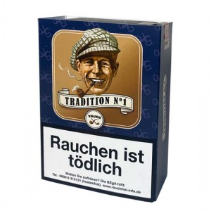 Vauen Tradition No.1 Pfeifentabak / 100g Dose