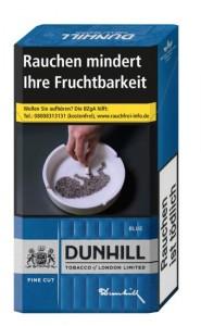 Dunhill Fine Cut Blue Zigaretten