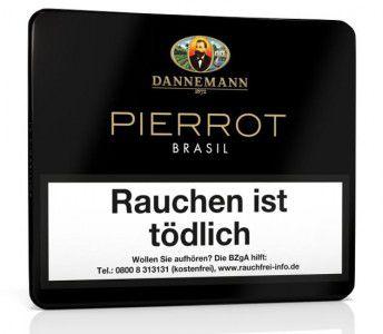 Dannemann Pierrot Brasil / 10er Packung