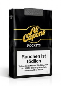 Al Capone Pockets / 10er Packung