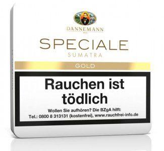 Dannemann Speciale Sumatra Gold / 20er Packung