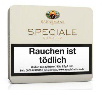 Dannemann Speciale Sumatra / 20er Packung