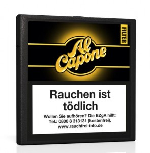 Al Capone Filter Cigarillo / 10er Packung