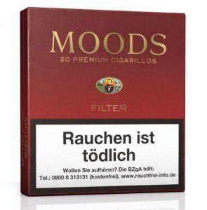 Dannemann Moods Filter / 20er Packung