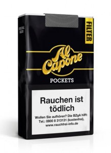 Al Capone Pockets Filter / 10er Packung