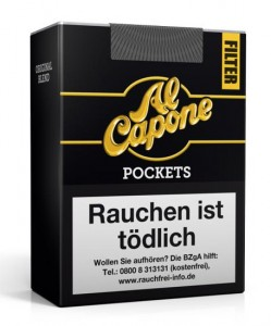 Al Capone Pockets Filter / 18er Packung