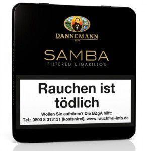 Dannemann Samba Filter / 10er Packung