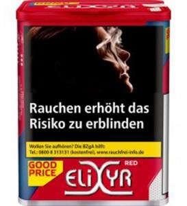 Elixyr Red Tabak / 115g Dose