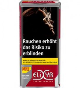 Elixyr Red Volumen Tabak / 130g Dose