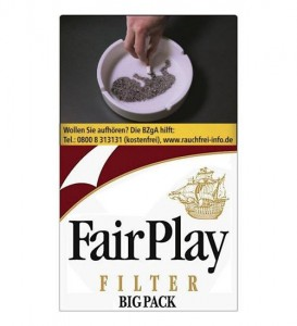 Fair Play Full Flavour Big Pack Zigaretten