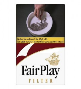Fair Play Full Flavour Maxi Pack Zigaretten