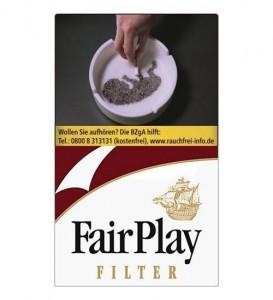 Fair Play Full Flavour Maxi Pack Zigaretten