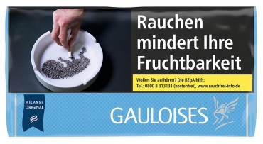 Gauloises Melange Original / 30g Pouch