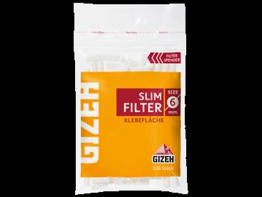 Gizeh Slim Filter / 120 Stück