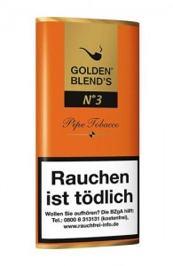 Golden Blends No.3 / 50g Beutel