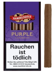 Handelsgold Cigarillos Purple
