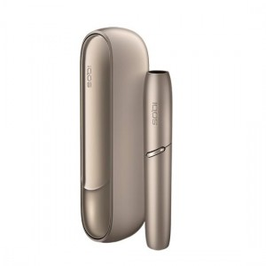 IQOS 3 Kit Brilliant Gold