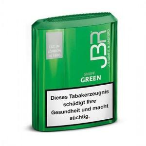 JBR Green Snuff / 10g Dose