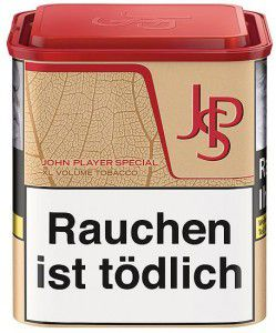 JPS Just Red Volume Tobacco / 59g Dose