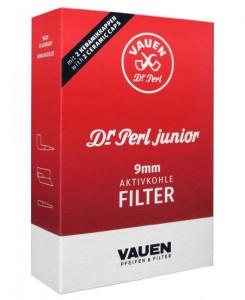 Vauen Pfeifenfilter Dr. Perl Aktivkohle / 100 Stück