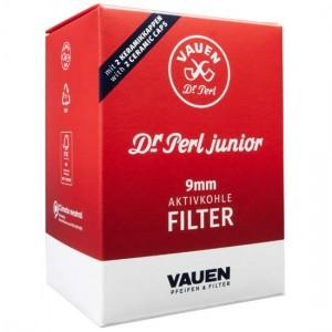 Vauen Pfeifenfilter Dr. Perl Aktivkohle / 180 Stück