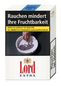 Lord Extra Zigaretten