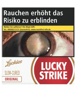 Lucky Strike Original Red Jumbo Zigaretten