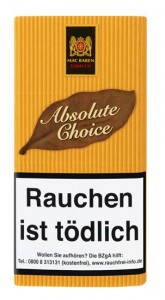 Mac Baren Absolute Choice / 40g Beutel