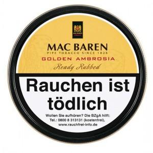 Mac Baren Golden Ambrosia / 100g Dose