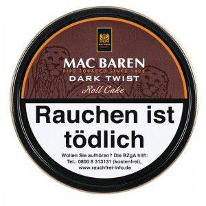 Mac Baren Dark Twist / 100g Dose