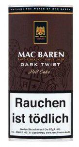 Mac Baren Dark Twist / 50g Beutel