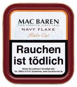 Mac Baren Navy Flake / 100g Dose