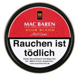 Mac Baren Club Blend / 100g Dose