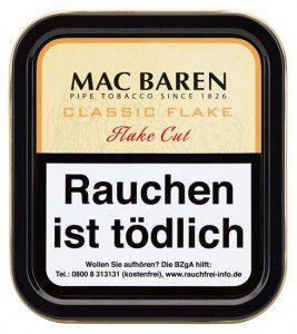 Mac Baren Classic Flake / 50g Dose